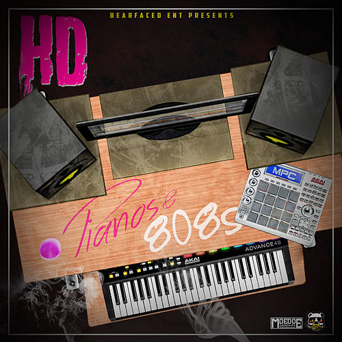 Pianos & 808s by HD