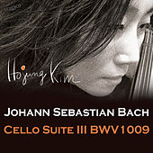 J.S. Bach: Cello Suite No. 3 In C Major, BWV 1009 by Hojung Kim