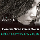 J.S. Bach: Cello Suite No. 4 in  E Flat Major, BWV 1010 by Hojung Kim
