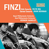 Finzi: Clarinet Concerto & Cello Concerto by Various Artists