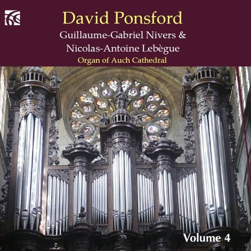 French Organ Music Volume 4 by David Ponsford