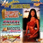 Los 4 Grandes De La Musica Tropical by Various Artists