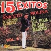 15 Exitos, Vol. 2 by Aniceto Molina