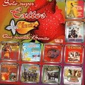 Solo Super Exitos Que Suenan Bonito, Vol. 2 by Various Artists
