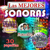 Las Mejores Sonoras - 30 Pegaditas by Various Artists
