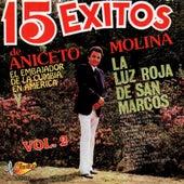 15 Exitos by Aniceto Molina
