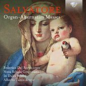 Salvatore: Organ-Alternatim Masses by Nova Schola Gregoriana, In Dulci Jubilo, Federico del Sordo