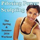 Piloxing Power Sculpting (128 - 140 Bpm) [The Spring & Summer 2016 Workout] & DJ Mix (Cardio Fusion Incorporates Cutting Edge Research and Fitness Techniques to Burn Maximum Calories, Build Lean Muscles, and Increase Stamina!) by Various Artists