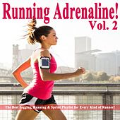 Running Adrenaline! Vol. 2 & DJ Mix (The Best Jogging, Running & Sprint Playlist for Every Kind of Runner!) by Various Artists