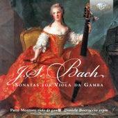 J.S. Bach: Sonatas for Viola da Gamba von Patxi Montero