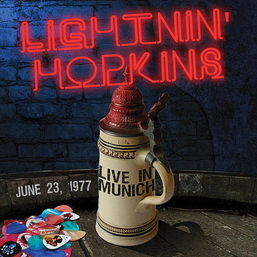 Blues in Munich 1977 by Lightnin' Hopkins