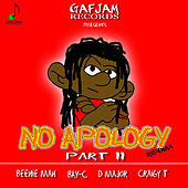 No Apology Riddim - Vol. II by Various Artists