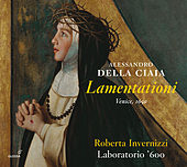 Della Ciaia: Lamentationi by Various Artists