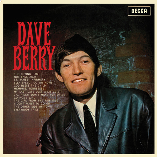 Dave Berry by Dave Berry