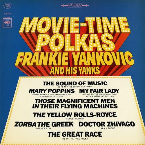 Movie-Time Polkas by Frankie Yankovic