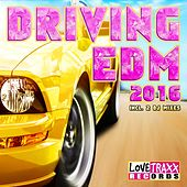 Driving EDM 2016 by Various Artists