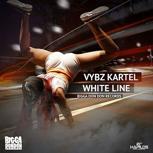White Line - Single by VYBZ Kartel
