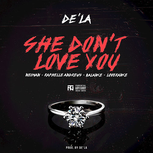 She Don't Love You by Dela