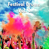 Festival Drums, Vol. 1 by Various Artists