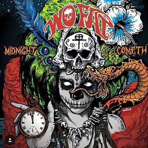 Midnight Cometh by Wo Fat