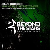 Invincible / Homecoming - Single by Blue Horizon