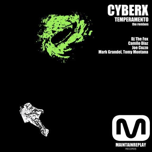 Temperamento (The Remixes) by Cyberx
