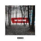 Way Back Home (Remixes) by Mako