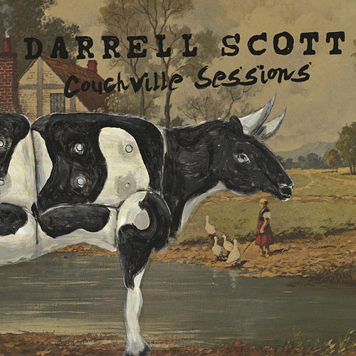 Couchville Sessions by Darrell Scott