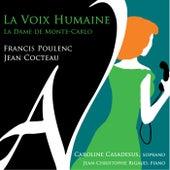 Poulenc: La voix humaine by Jean-Christophe Rigaud