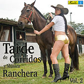 Tarde de Corridos y Música Ranchera, Vol. 2 by Various Artists