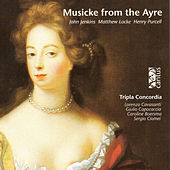 Jenkins, Locke & Purcell: Musicke from the Ayre by Various Artists