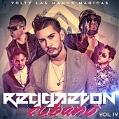 Reggaeton Cubano, Vol. 4 by Various Artists
