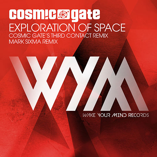 Exploration of Space by Cosmic Gate