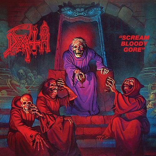 Scream Bloody Gore (Deluxe Reissue) by Death
