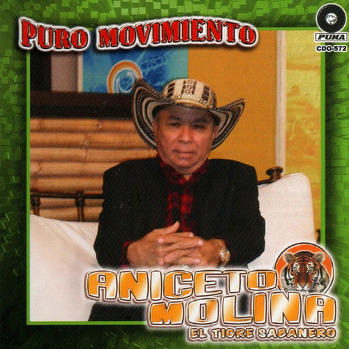 Puro Movimiento by Aniceto Molina