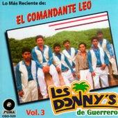 El Comandante Leo by Los Donny's De Guerrero