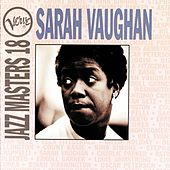 Verve Jazz Masters 18 by Sarah Vaughan