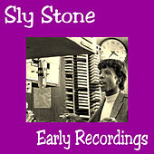Early Recordings von Sly & the Family Stone
