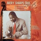 Avery Sharpe Trio-Dragon Fly by Avery Sharpe