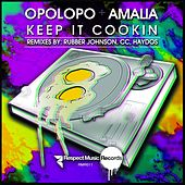 Keep It Cookin' by Various Artists