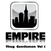 Thug Gentlemen Vol. 1 by Various Artists