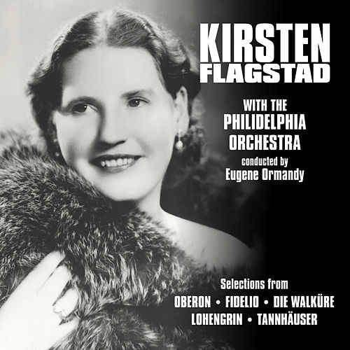 The Art of Kirsten Flagstad by Kirsten Flagstad