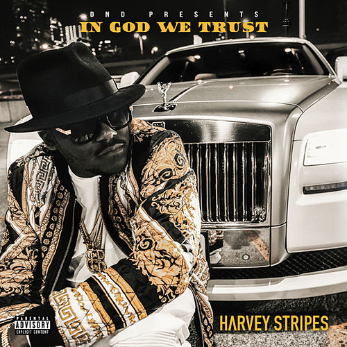 In God We Trust by Harvey Stripes