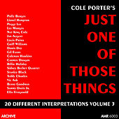 Just One of Those Things (20 Different Interpretations) Volume 3 von Various Artists