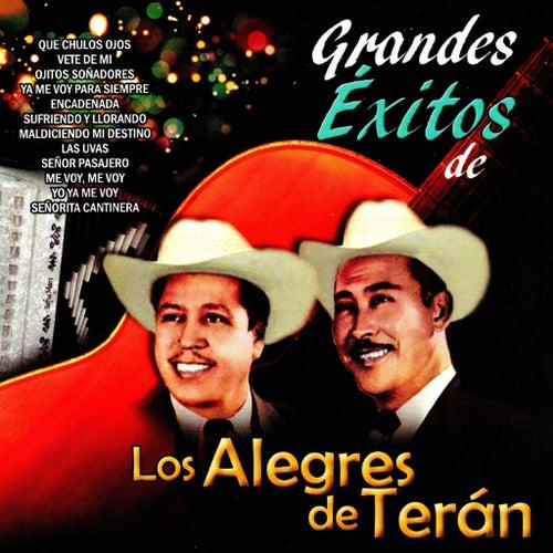 Grandes Exitos de Los Alegres de Teran by Los Alegres de Teran