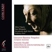 Pergolesi: Stabat Mater, P. 77 - Vivaldi: Sinfonia al Santo Sepolcro, RV 169 & Nisi Dominus, RV 608 (Live) by Various Artists