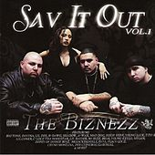 Sav It Out Vol 1 - The Biznezz by Various Artists