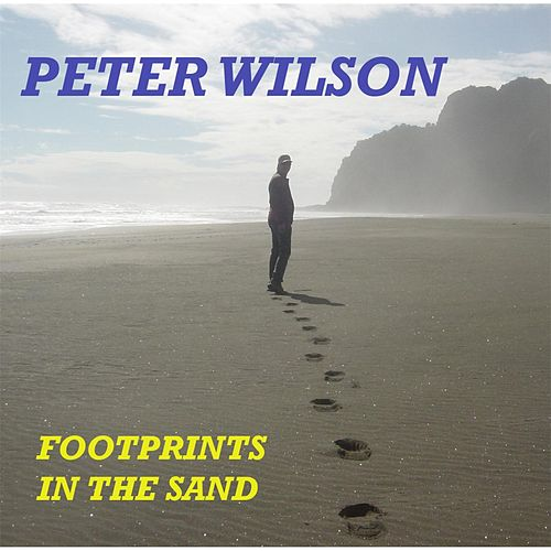 Footprints in the Sand by Peter Wilson