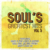 Soul's Greatest Hits Vol.3 von Various Artists