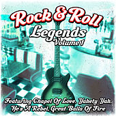 Rock & Roll Legends Vol.1 by Various Artists